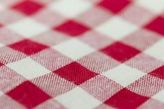 Tartan plaid textile Royalty Free Stock Photo