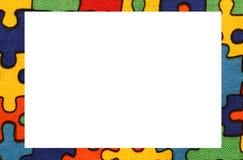 TARTAN rama z przestrzenią pisać twój tekscie Obraz Royalty Free