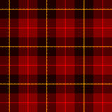 Tartan, reticolo del plaid illustrazione di stock