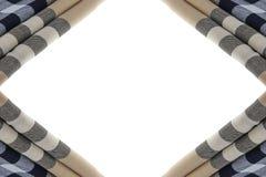 Tartan Scarf Background Stock Image