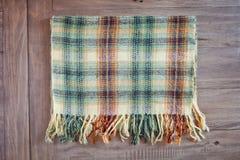 Tartan scarf Royalty Free Stock Image