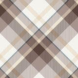 Tartan scotland seamless plaid pattern vector. Retro background fabric. Vintage check color square geometric texture