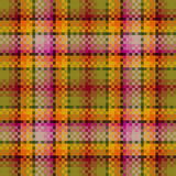 Tartan seamless background Royalty Free Stock Images