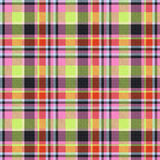 Tartan seamless background. Beautiful Tartan seamless background  pattern Stock Image