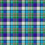 Tartan seamless background Stock Photos