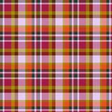Tartan seamless background Royalty Free Stock Photo