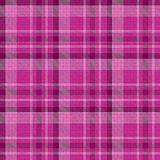 Tartan seamless background Stock Photography