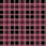 Tartan seamless background Royalty Free Stock Photography