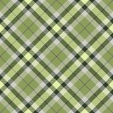 Tartan seamless generated texture Royalty Free Stock Images