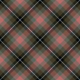 Tartan seamless generated texture Stock Photos
