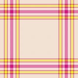 Tartan seamless pattern Royalty Free Stock Image