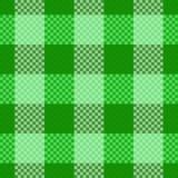 Tartan seamless pattern Stock Image