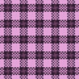 Tartan seamless pattern Stock Photography