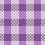 Tartan seamless pattern Royalty Free Stock Photos