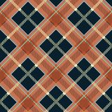 Tartan Seamless Pattern Background. Autumn color panel Plaid, Tartan Flannel Shirt Patterns. Trendy Tiles Vector Illustration for stock illustration