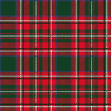 Tartan seamless pattern background Royalty Free Stock Photo
