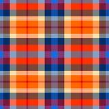 Tartan seamless pattern, checkered plaid  background Royalty Free Stock Photo