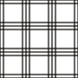 Tartan seamless pattern white Stock Photo