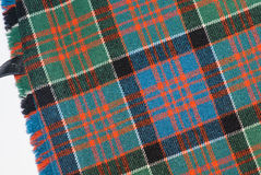 Tartan Skirt Stock Images