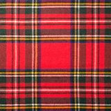 Tartan szkockiej kraty tekstura Zdjęcia Stock