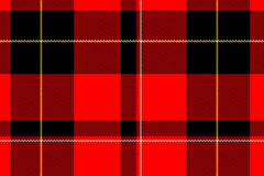 Tartan textile Royalty Free Stock Images