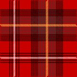 Tartan Texture. Abstract Background - Illustration of Tartan Fabric Texture / Vector Royalty Free Stock Images