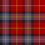 Tartan texture Royalty Free Stock Images