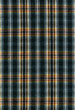 Tartan texture macro photo Stock Photography