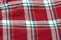 Tartan texture Stock Photo