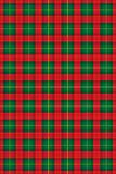 Tartan texture, vector Stock Photography