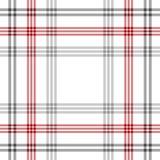 Tartan traditional checkered british fabric seamless pattern Royalty Free Stock Image