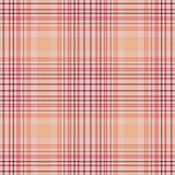 Tartan traditional checkered british fabric seamless pattern.. Royalty Free Stock Photography