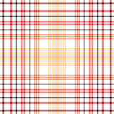 Tartan traditional checkered british fabric seamless pattern. Royalty Free Stock Image