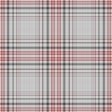 Tartan traditional checkered british fabric seamless pattern... Stock Image