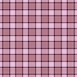 Tartan traditional checkered british fabric seamless pattern. Stock Image