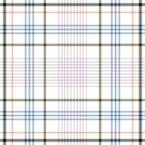 Tartan traditional checkered british fabric seamless pattern Stock Image