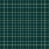 Tartan tradycyjnej w kratkę brytyjskiej tkaniny bezszwowy wzór Obraz Stock