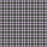 Tartan tradycyjnej w kratkę brytyjskiej tkaniny bezszwowy wzór zdjęcie stock