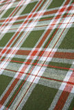 Tartan wool. Royalty Free Stock Photo