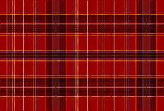 Tartar Fabric Texture Royalty Free Stock Photography