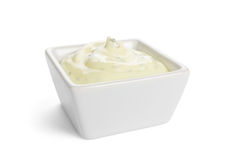 Tartar sauce Royalty Free Stock Photo