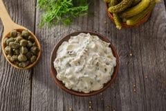 Tartar sauce Stock Photos