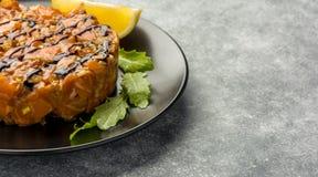 Tartare соус от семги Стоковое Фото