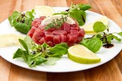 tartare туна стоковые изображения