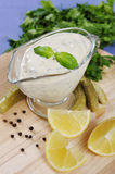 Tartare Sauce Royalty Free Stock Photography