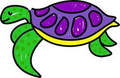 Tartaruga illustrazione vettoriale