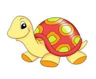 Tartaruga bonito ilustração do vetor