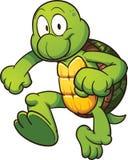 Tartaruga del fumetto Illustrazione Vettoriale