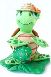 Tartaruga do brinquedo Fotografia de Stock Royalty Free