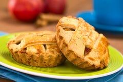 Tarte aux pommes Photo libre de droits